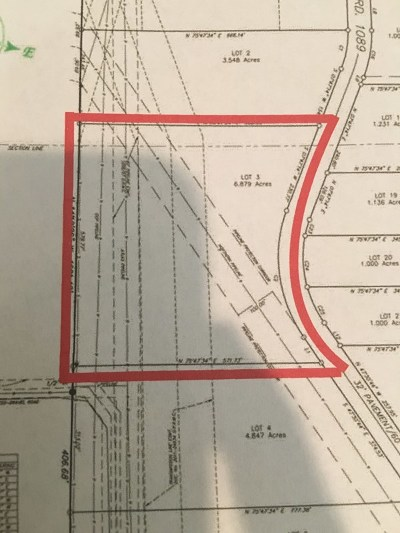 Midland TX Residential Lots & Land For Sale: $130,000