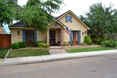 Odessa Single Family Home For Sale: 53 Cibola Court
