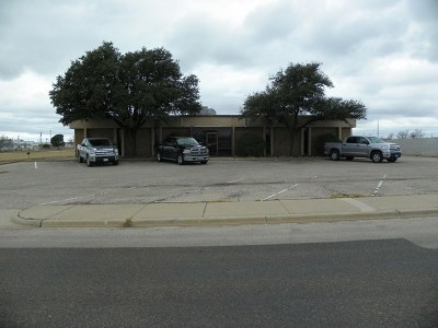 Odessa TX Commercial For Sale: $549,000