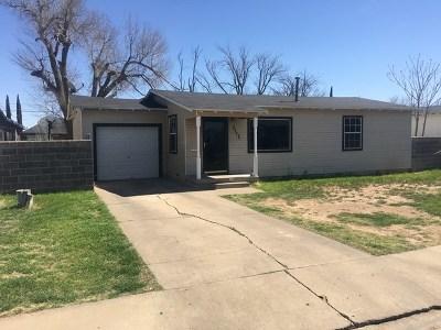 Odessa Single Family Home For Sale: 3112 N Hancock Ave