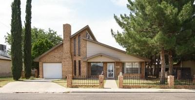 Odessa Single Family Home For Sale: 2829 Beechwood St