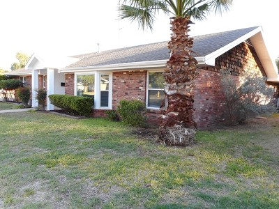 Odessa TX Single Family Home For Sale: $224,900