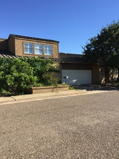 Odessa Single Family Home For Sale: 60 Via Playa