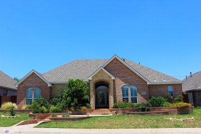 Midland Single Family Home For Sale: 4612 Hilltop Dr