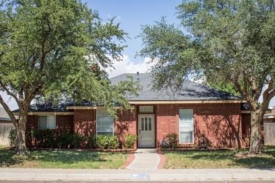 Midland Single Family Home For Sale: 4700 Bishops Castle Dr