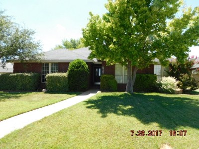 Single Family Home For Sale: 512 SW 23rd St
