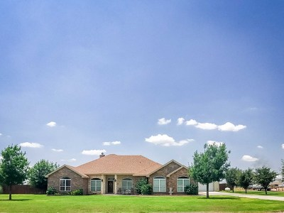 Midland TX Single Family Home For Sale: $499,900