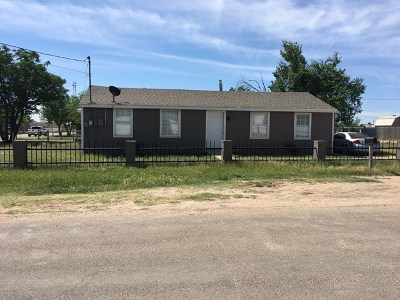 Midland Single Family Home For Sale: 903 W Griffin Ave