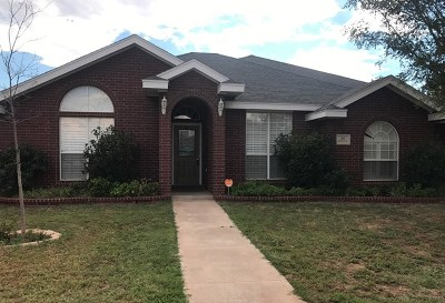 Midland Single Family Home For Sale: 4801 Whitman Dr