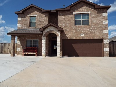 Odessa Single Family Home For Sale: 4006 Firenze