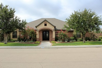 Midland Single Family Home For Sale: 1203 Castle Rock Court