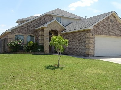 Odessa Single Family Home For Sale: 7002 Robbie Rd