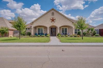 Midland Single Family Home For Sale: 1301 Telluride Dr