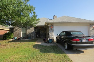 Midland Single Family Home For Sale: 5018 Pleasant Dr