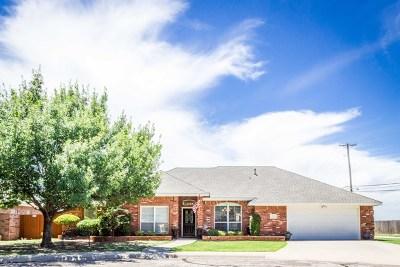 Midland Single Family Home For Sale: 3709 Crestmont Dr