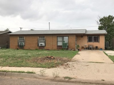 Midland Single Family Home For Sale: 1002 S Jefferson St
