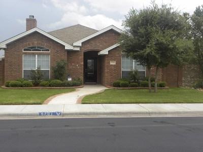 Midland Single Family Home For Sale: 5701 Carmel Court