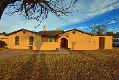 Midland Single Family Home For Sale: 2600 N Midkiff Rd