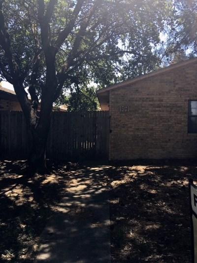 Midland TX Rental For Rent: $1,350