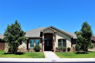 Midland Single Family Home For Sale: 5306 Greathouse Ave