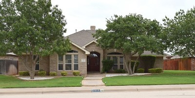 Midland Single Family Home For Sale: 1912 Gladewood