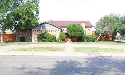 Midland Single Family Home For Sale: 2600 Whitney Dr