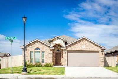 Odessa Single Family Home For Sale: 6951 Xit Ranch Rd
