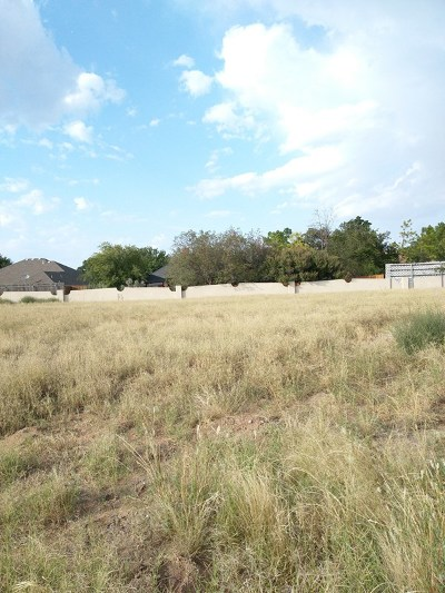 Midland TX Residential Lots & Land For Sale: $75,000