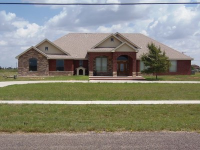 Odessa Single Family Home For Sale: 1601 Lone Star