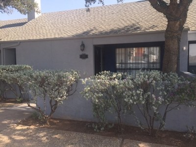 Odessa TX Single Family Home For Sale: $129,500