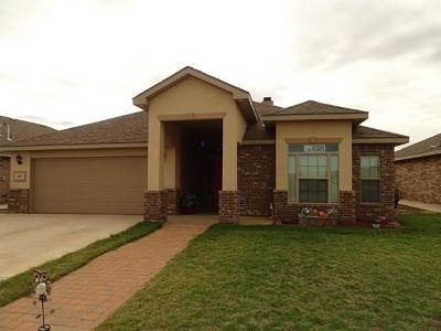 Odessa Single Family Home For Sale: 400 E 95th St