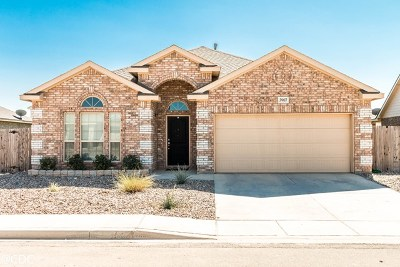 Odessa TX Single Family Home For Sale: $254,500