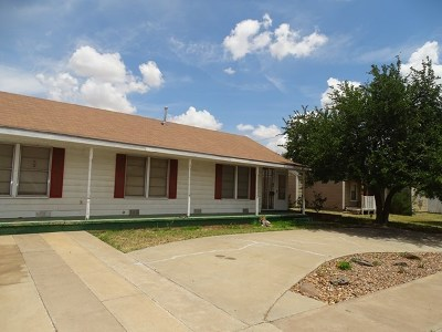 Odessa TX Single Family Home For Sale: $174,900