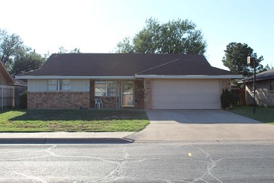 Midland TX Single Family Home For Sale: $175,000