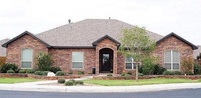 Midland TX Single Family Home For Sale: $493,000