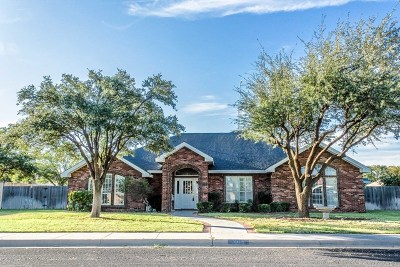 Midland Single Family Home For Sale: 5613 Ashwood Court