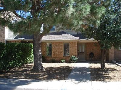 Midland Single Family Home For Sale: 3232 Whittle Way