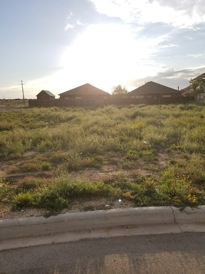 Odessa Residential Lots & Land For Sale: 3001 Seafin St.