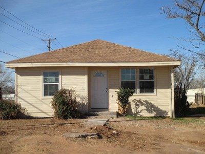 Greenwood Single Family Home For Sale: 510 S Clay St