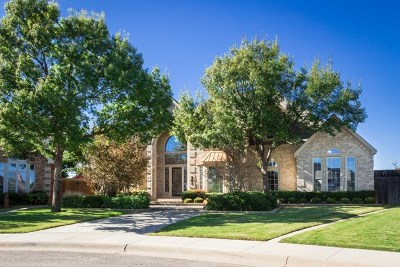 Midland Single Family Home For Sale: 4228 Baybrook Place