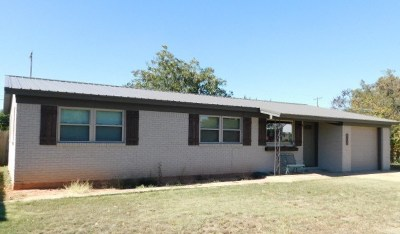 Seminole TX Single Family Home For Sale: $179,900