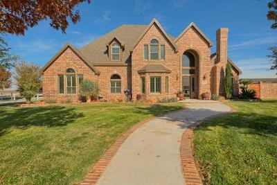 Midland Single Family Home For Sale: 6500 Los Conchos Lane