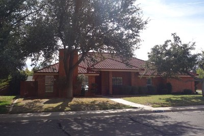 Midland Single Family Home For Sale: 3513 Woodhaven Dr