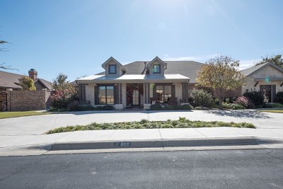 Midland Single Family Home For Sale: 809 Crested Butte Ct