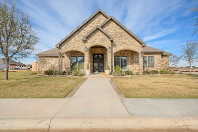 Midland Single Family Home For Sale: 2513 Homeland Dr