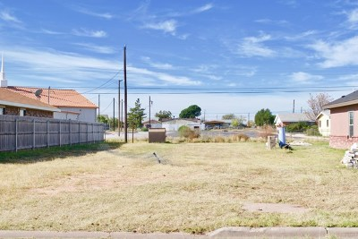 Odessa Residential Lots & Land For Sale: 508 Bunche