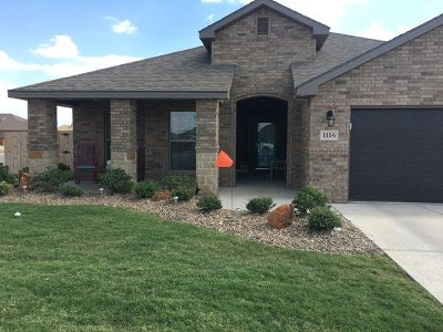 Midland Single Family Home For Sale: 1116 Lasso Lane