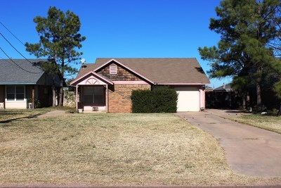 Midland Single Family Home For Sale: 1511 Pueblo