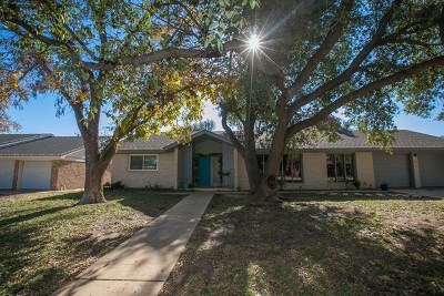 Midland Single Family Home For Sale: 2409 Seaboard Ave