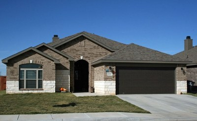 Midland Single Family Home For Sale: 1101 Lizzard Court